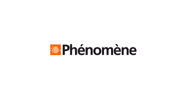 Logo agence phénomène