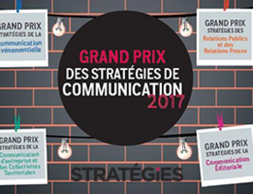 Candidatez aux Grand Prix Stratégies de Communication 2017