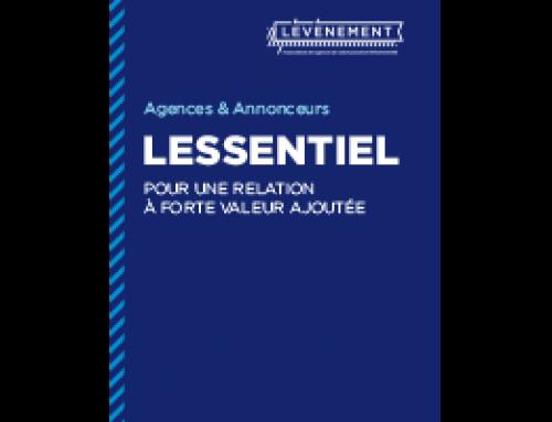 COMMUNIQUÉ DE PRESSE |LÉVÉNEMENT LANCE LESSENTIEL