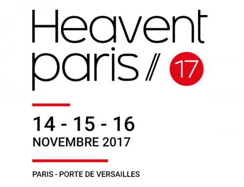 NOS ADHÉRENTS PRENNENT LA PAROLE : DÉCOUVREZ LA LISTE DES SPEAKERS DU SALON HEAVENT PARIS 2017 !
