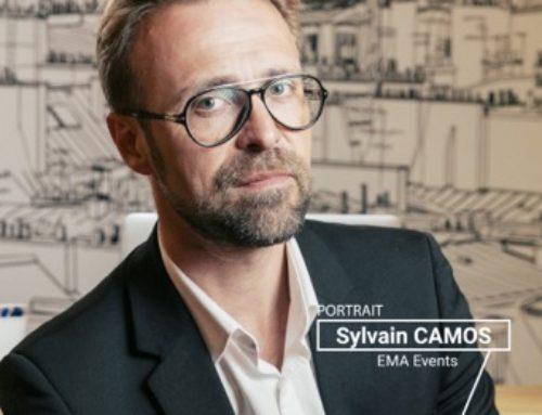 LE PORTRAIT DE LA SEMAINE : SYLVAIN CAMOS (EMA EVENTS)